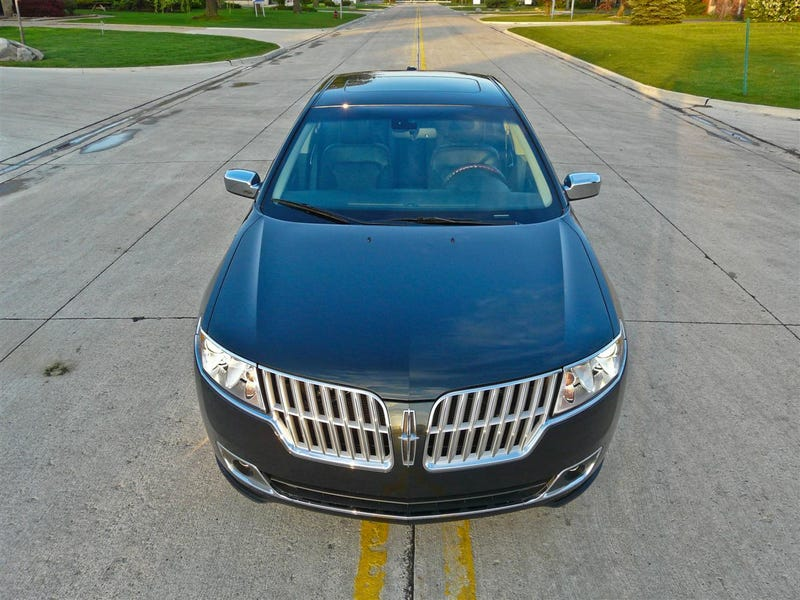 2010 Lincoln MKZ: Part One
