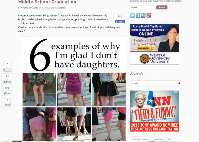 Let's Reinvent the 'Don't Be a Slut' School Dress Code