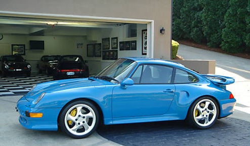 Jerry Seinfeld's Turquoise Porsche On eBay, What's The Deal With Yellow Seatbelts?