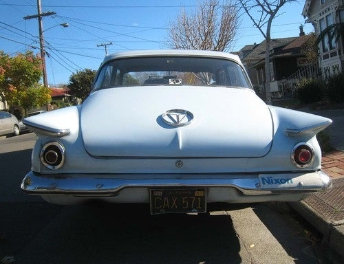 1962 Plymouth Valiant Down On The Alameda Street