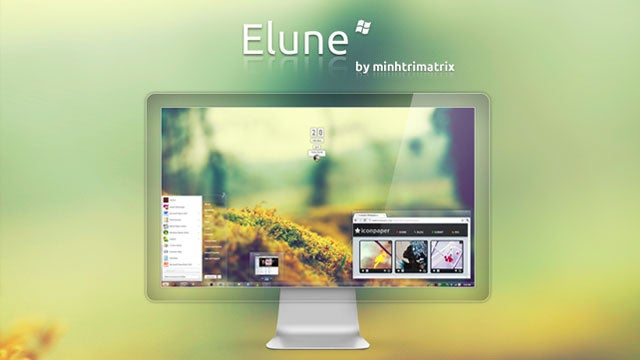 Elune Is a Simple, Beautiful Theme for Windows 7