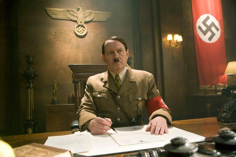 The Time Mormons Baptized Adolf Hitler and Vlad the Impaler