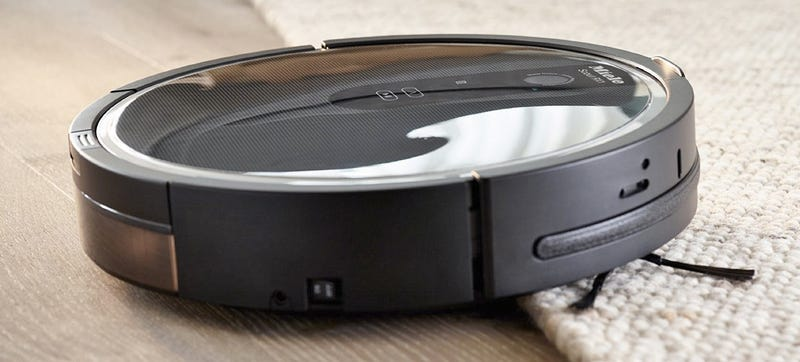 A Robovac That Watches the Ceiling To Keep Track of Where It's Cleaned