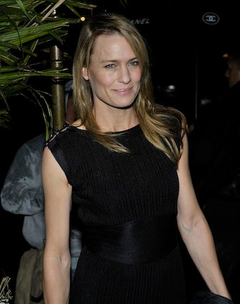 Robin Wright Joins Girl With The Dragon Tattoo