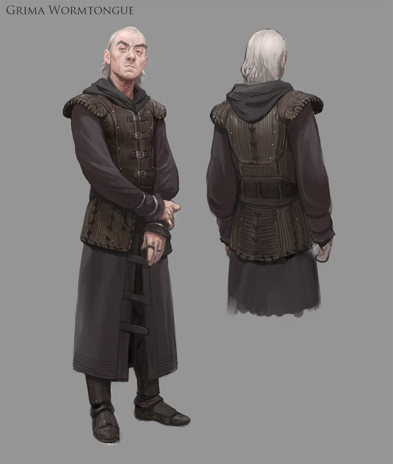 One Does Not Simply Design Badass Lord of the Rings Characters