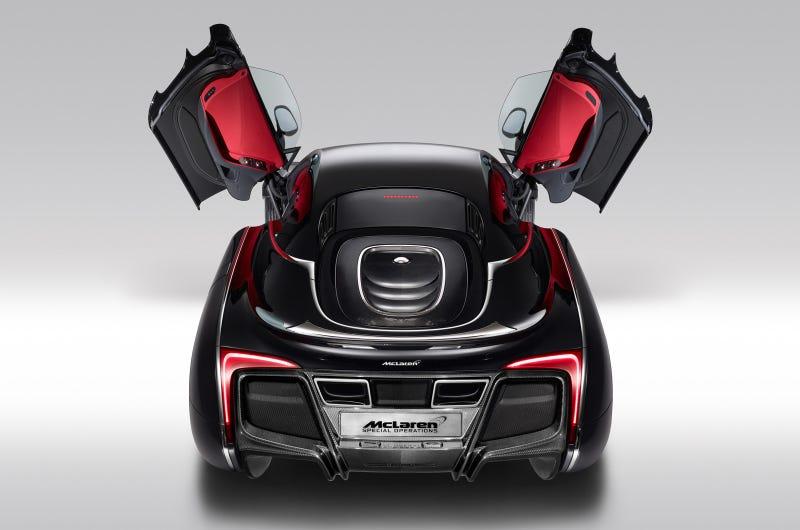 McLaren X-1 Concept Gallery