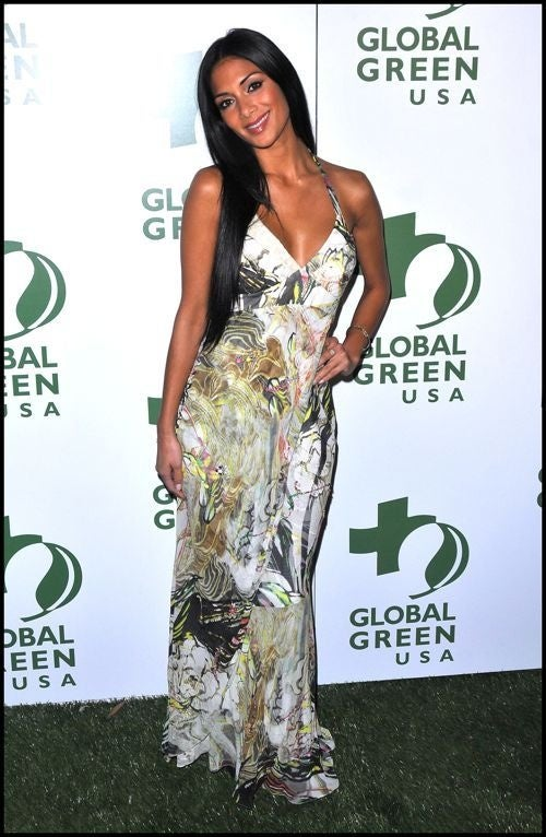 It's Actually Easy Being Green: 7th Annual Global Green USA Pre-Oscar Party