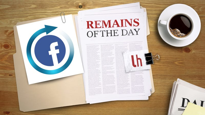 Remains of the Day: You Can Now Post 360-Degree Photos to Facebook