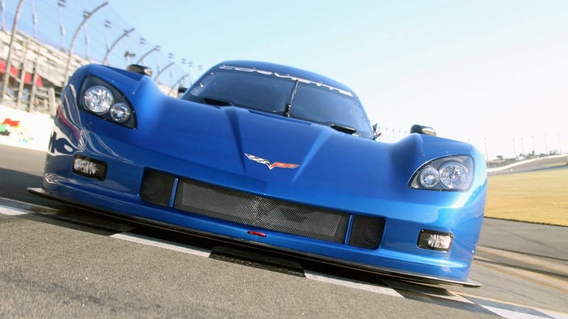 2012 Corvette Daytona Prototype: Photos