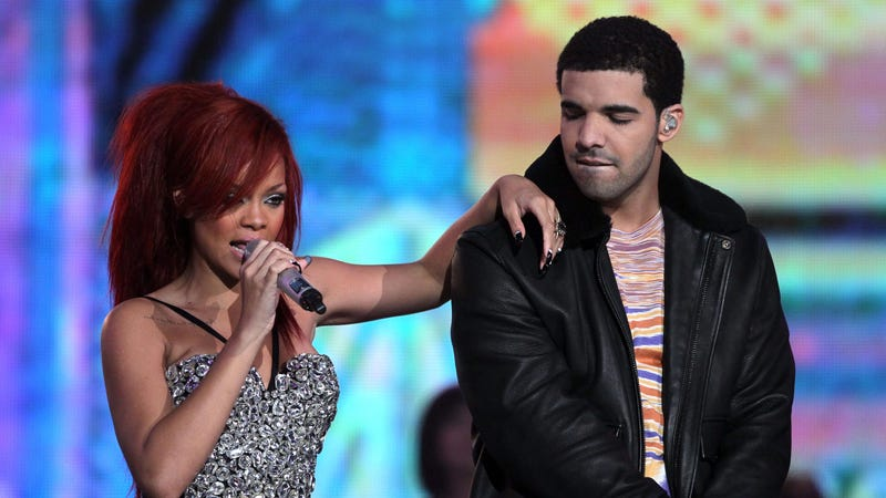 Rihanna and Drake Held Hands at 4:30 am, PROLLY TOUCHED BUTTS LATER
