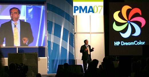 PMA 07: HP Announces DreamColor, An Open System for Standard Colors All Over the Universe