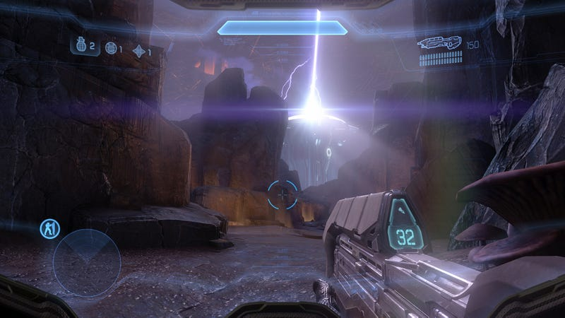 Some Halo 4 Campaign Screens to Start Your Friday