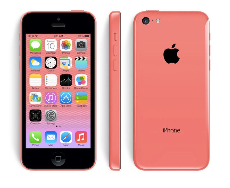 A Pink iPhone Was Inevitable, And I Love It