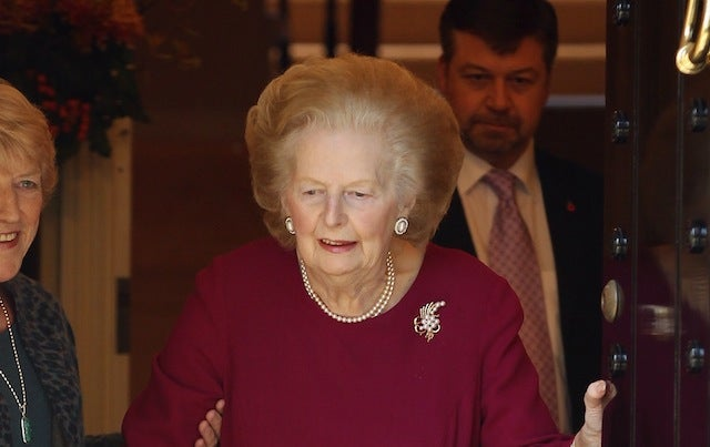 Comment of the Day: Meeting Margaret Thatcher