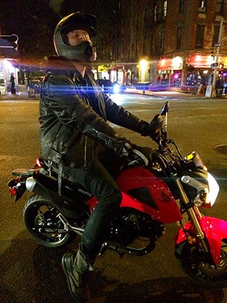 Honda Grom: City Commutes Should Always Be This Fun