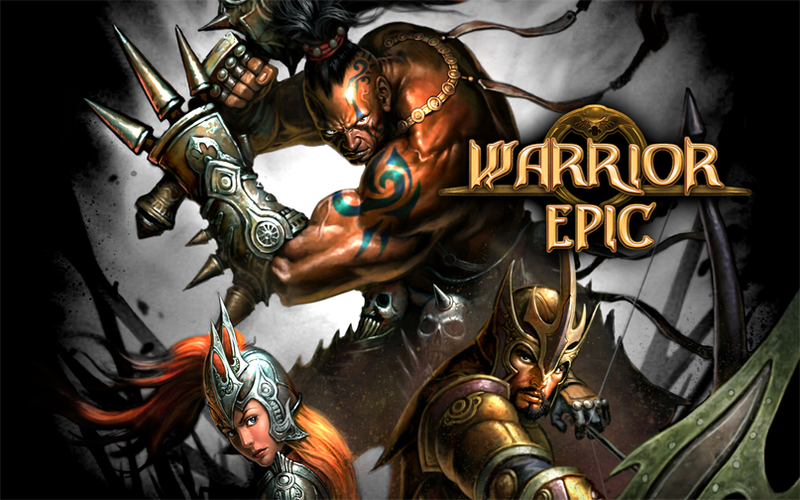 Warrior Epic Heroically Opens Closed Beta Signups