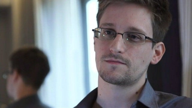 """Snowden Surfaces: """"I'm Neither Traitor Nor Hero. I'm an American."""""""