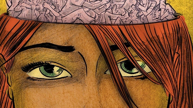 Read a preview of Dark Horse Comics' new psychic warfare series Mind MGMT