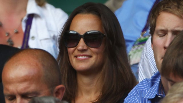 Pippa Middleton Sees Your Buckingham Palace, Raises You Hogwarts
