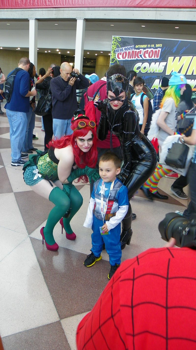 The Incredibly Cute & Clever Cosplay of New York Comic-Con's Last Two Days