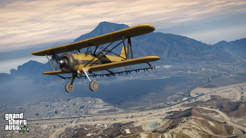 Who Needs an E3 Booth? Here are Nine New Grand Theft Auto V Screens