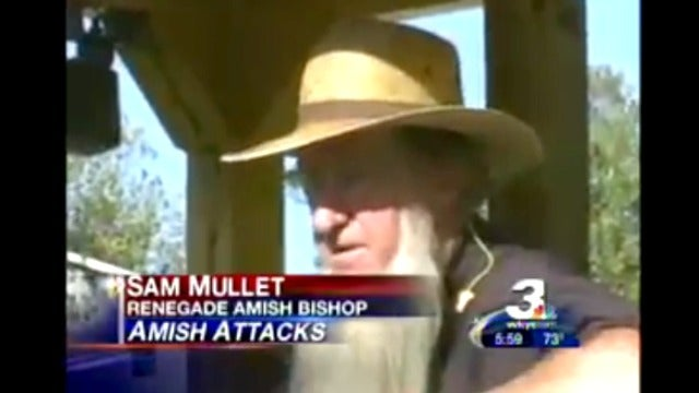 Arrests Made in Amish 'Beard Bandit' Attacks