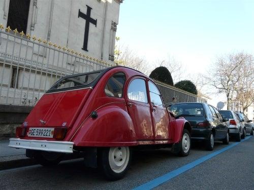 DOTS Geneva: Citroen 2CV