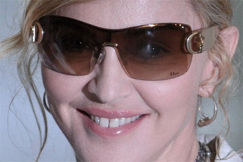 Madonna: Vibrant Dilettante Or Desperate Opportunist?