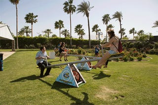 The New Yorker Held a Coachella GIF Party and Didn't Invite You