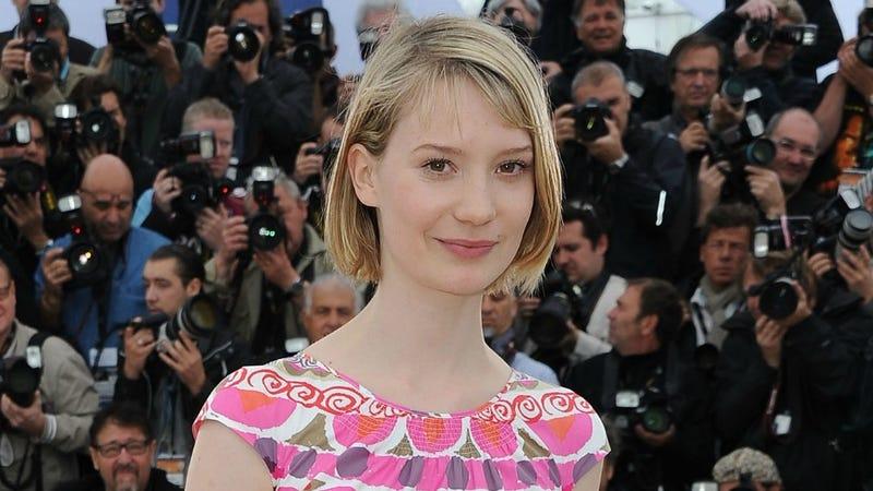 Mia Wasikowska Might Play Johanna Mason In The Hunger Games: Catching Fire