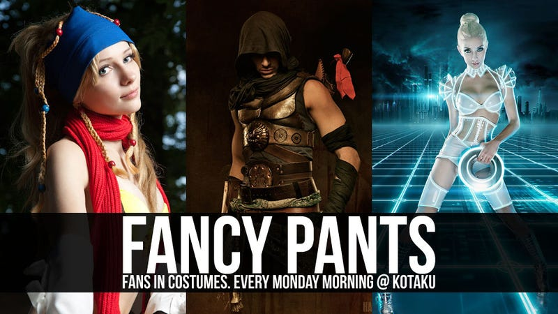 Welcome To Fancy Pants