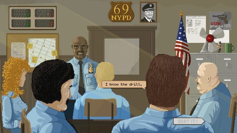 Beat Cop Is A Cop Game About Difficult Decisions