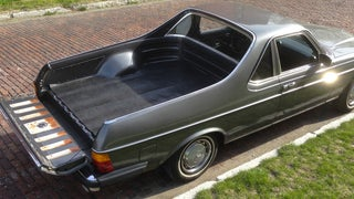 The Most Beautiful 1979 Mercedes Is Half El Camino