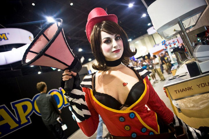 Mad Moxxi Looks Less Bonkers In Person