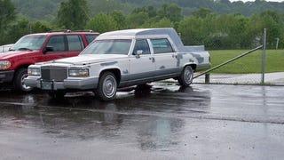 Just an El Camino hearse.