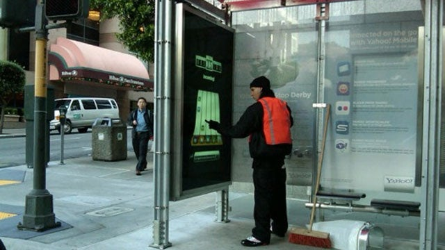 Bus Shelters Turn Wait Times Into Neighbourhood Deathmatches