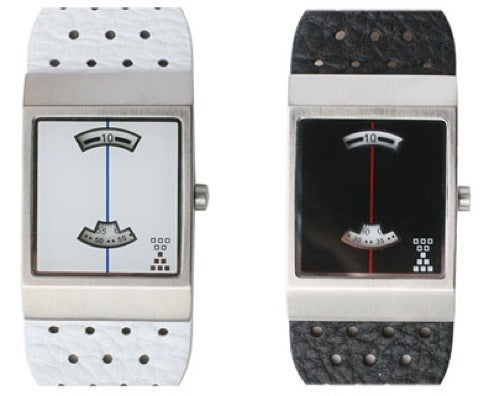 Asos Disk Dial Watches: Confusing Displays, Analog-Style