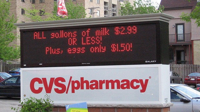 Buy Milk at the Pharmacy (and Other Places to Save on Groceries Better Than The Supermarket)