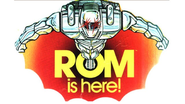 The extremely tentative but potentially triumphant return of Rom: Spaceknight
