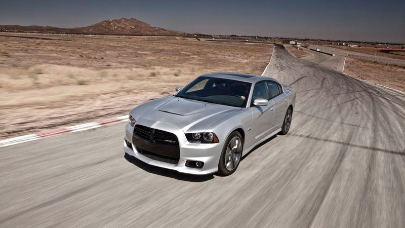 2012 Dodge Charger SRT8: First Drive
