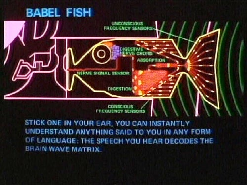 Google Working On Speech-To-Speech Translation Phone, AKA, Your Own Personal Babel Fish