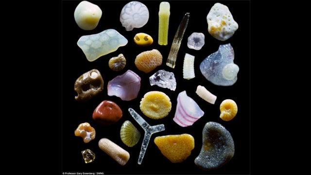 The True Beauty of Grains of Sand