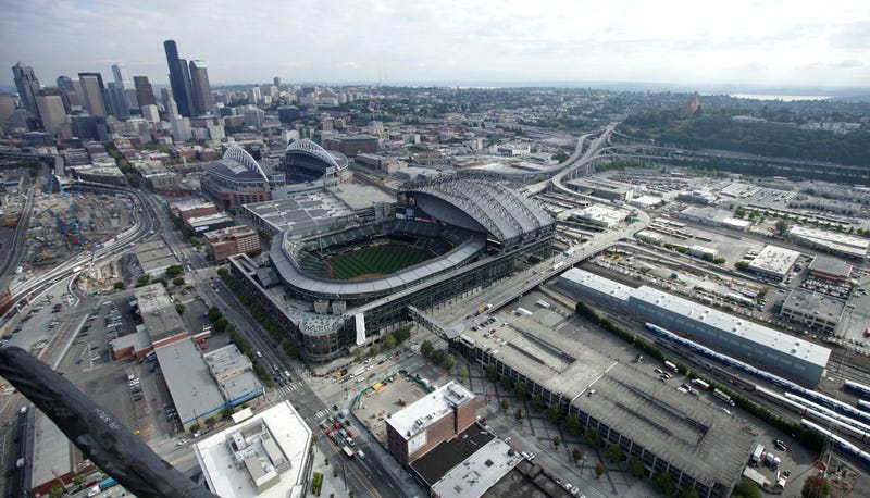Why The Mariners Are The Biggest Opponents Of A New NBA Arena In Seattle