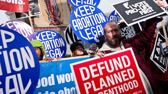 Kansas and Oklahoma Battle to See Which State is Considering Crappier Abortion Restrictions