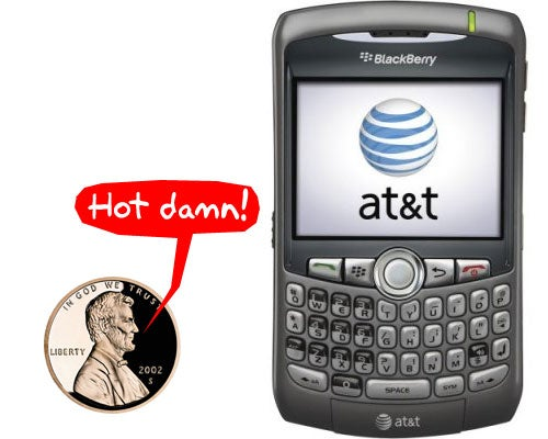 Most AT&T Phones On Sale for a Penny on Amazon (Not the iPhone, Natch)