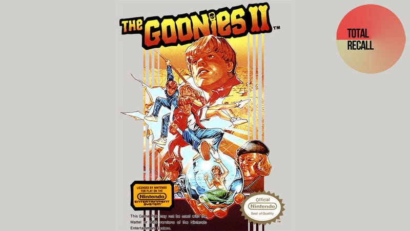 Believe it or Not, There Was a Goonies Sequel