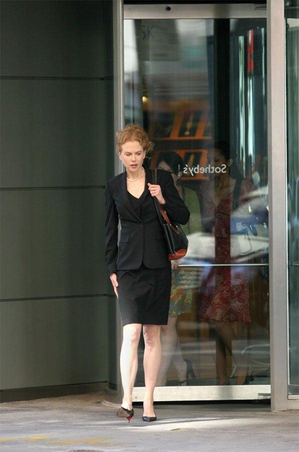 Nicole Kidman: Art In America