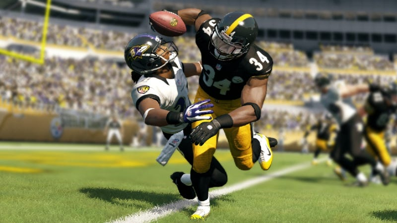 If You're Playing Madden 13, Unplug Your Kinect When Others Are in the Room
