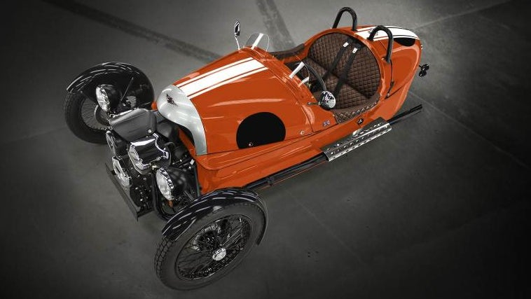 How You'd Option Your Morgan 3-Wheeler