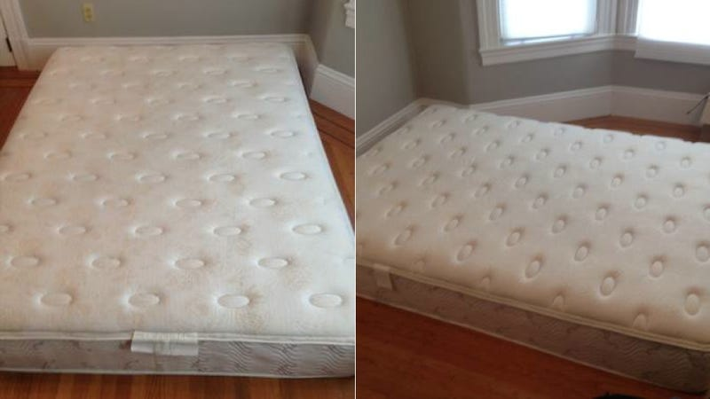 Heartbreak, Cheating Leads to Great Deal on Used Mattress